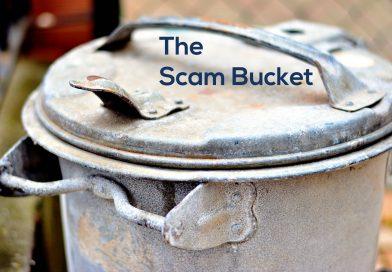 scam bucket